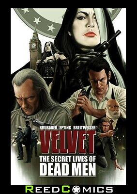 VELVET VOLUME 2 THE SECRET LIVES OF DEAD MEN GRAPHIC NOVEL New Paperback