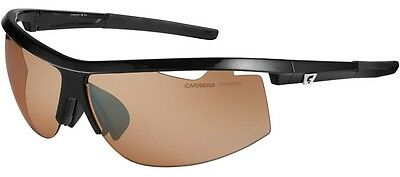 CARRERA 4001/S Sport Sonnenbrille I6V SM  Black / Brown mirrored, Unisex, NEU