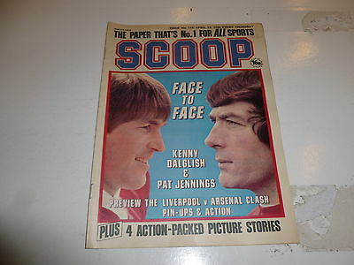 SCOOP Comic - No 118 - Date 19/04/1980 - UK Paper Comic - Inc Pull-Out