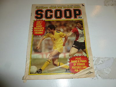 SCOOP Comic - No 194 - Date 03/10/1981 - Last issue before Merger with Victor