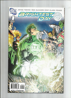 Brightest Day #1 High Grade (Nm) Dc
