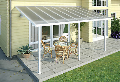 DIY Pergola Patio Cover Kit 5.4m Outdoor Veranda Roof Carport -  SALE!