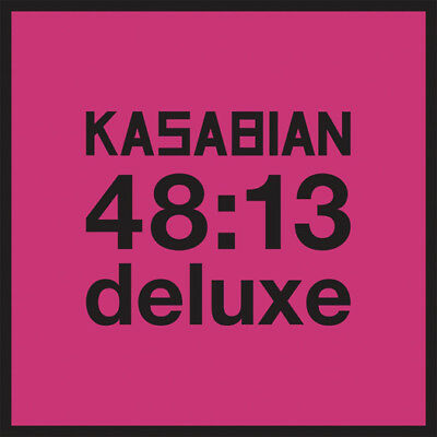 Kasabian 4813 Cd & Dvd Brand New Deluxe Edition