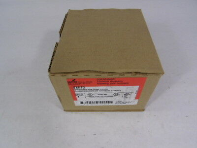 Crouse Hinds VXF10 Junction Box 4 HUB 3 Plugs 1/2 Inch ! NEW !