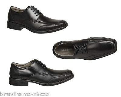 New Mens Julius Marlow Mysterious Men'S Black Leather Lace Up Work Formal Shoes