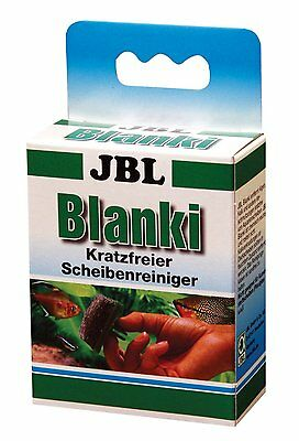 JBL Blanki (aquarium fish tank glass cleaner algae scrubs pane not magnetic)