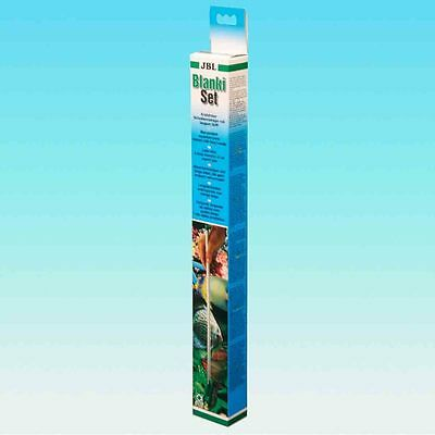 JBL Blanki Set Long Handle (aquarium fish tank glass cleaner algae scrub deep)