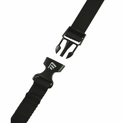 Masters Golf Trolley Webbing Secure Straps With Quick Release Clips