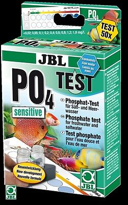 JBL Test Kit Phosphate PO4 sensitive (aquarium fish tank marine set fresh water)