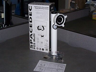 New SPACEDEC Multi Function Point of Sale Display Mounting Solution