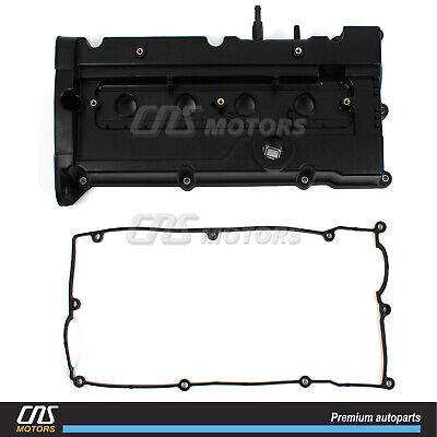 Engine Valve Cover + PCV Valve + Gasket for 01-04 Hyundai Accent OEM 22410-26611