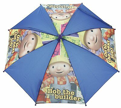 Official Bob The Builder - On To The Next Job! - Umbrella
