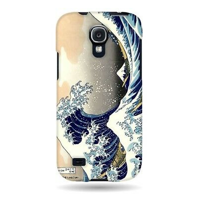 For Samsung GALAXY S4 i9500 The Great Wave Case Hard Plastic Design Cover
