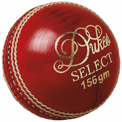 "Dukes Cricket Select ""A"" Mens 156g (5.5oz) Club Cricket Ball"