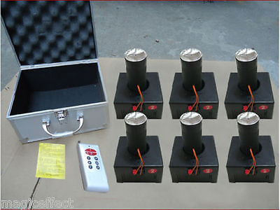 Rate fire Fireworks firing system 6 cues Wedding Equipment Music ignitor display