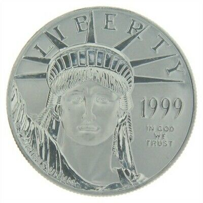 1999 1 oz Platinum American Eagle Coin