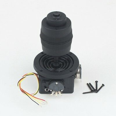 1pc 4-axis Joystick Potentiometer JH-D400X-R2 5K 4D with Button Joystick