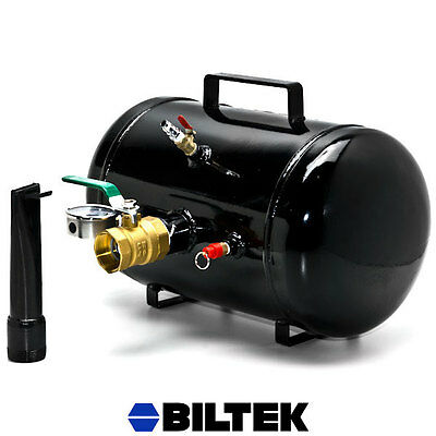 Inflator Blaster 5 Gallon Air Bead Seater Tire Seating ATV Tractor Truck 145 PSI