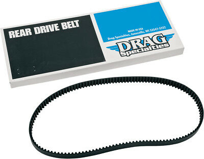 "Drag Specialties 1 1/8"" Rear Drive Belt 128T 1204-0042"