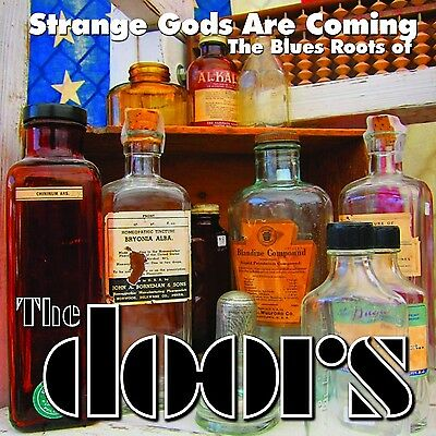 Strange Gods Are Coming:the Blues Roots Of The Doo  Cd New+