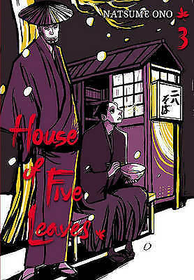 NEW House of Five Leaves, Vol. 3 by Natsume Ono