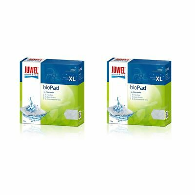 Juwel Jumbo Poly Pad (Bioflow 8.0) *Genuine* (2 Packs of 5) BUNDLE