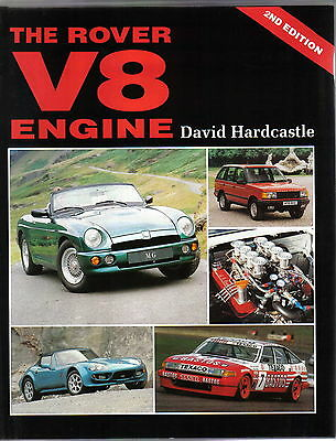 Rover V8 Engine by David Hardcastle - Origins Production Competition Engines +