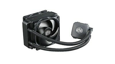 Cooler Master - Seidon 120M - AIO CPU Liquid Cooling System w/120mm Radiator NEW