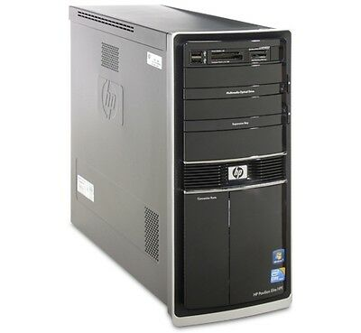 HP - Pavilion Elite Desktop Intel Core i5-650 (3.20GHz) 8GB DDR3/1TB HDD/Win 7HP