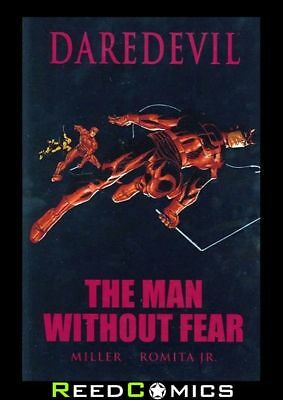 DAREDEVIL THE MAN WITHOUT FEAR GRAPHIC NOVEL New Paperback Collects Issues #1-5