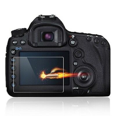 Tempered precision optical glass Screen Protector for Canon 7D Mark II LCD