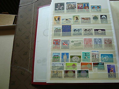 LUXEMBOURG - 35 timbres n** stamp