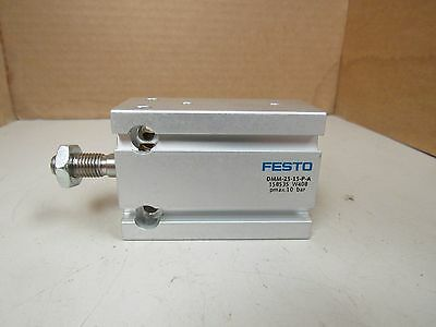 NEW FESTO AIR PNUEMATIC CYLINDER DMM-25-15-P-A DMM2515PA 158535 W408 15mm STROKE