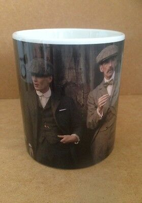 Peaky Blinders '2014 Shelby Brothers' Mug. Brand New. Free Uk Delivery