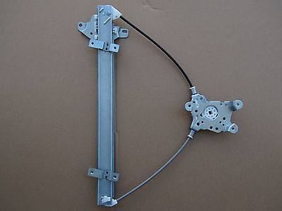 Mitsubishi Outlander 2003-2006 Front Left Lh Window Regulator Electric