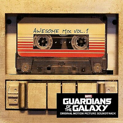 Ost/guardians Of The Galaxy: Awesome Mix Vol.1  Cd New+