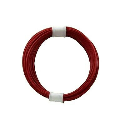 Copper switching Litz Wire, Bell wire, wire, red, extra thin