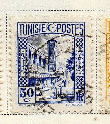 Tunisia 1931 Early Issue Fine Used 50c. 144807