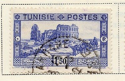 Tunisia 1931 Early Issue Fine Used 1F.50c. 144811