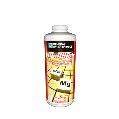 General Hydroponics CaliMagic - 946ML / 3.79L | Calmag Calcium Magnesium