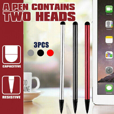 10x Capacitive Touch Screen Stylus Pen for iPhone iPad iPod Tablet Samsung AU