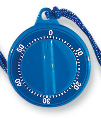 Eddingtons Roundel 60 minute Timer with neck cord and magnet - Kitchen Timer