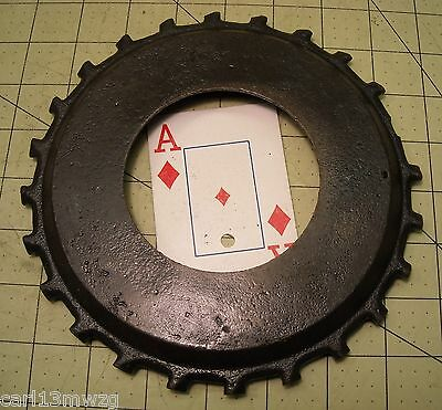 1 Used Dempster  101-3-0682  Steel / Cast Iron Planter Seed Corn Plate  Ad