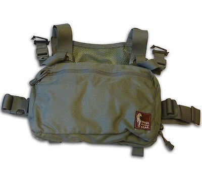 Hill People Gear Original Kit Bag (FOLIAGE GRAY) Concealed Carry/Survival Kit