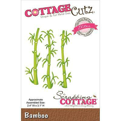 CottageCutz Elites Die   - CCE267 Bamboo