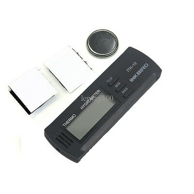 ITH-10 DC 3V Input Digital Temperature Humidity Meter Hygrometer Thermometer