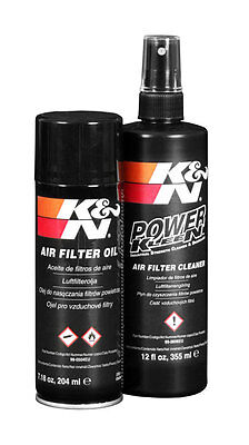 99-5000EU K&N Air Filter Cleaner Oil Recharger Service Kit K And N Power Kleen