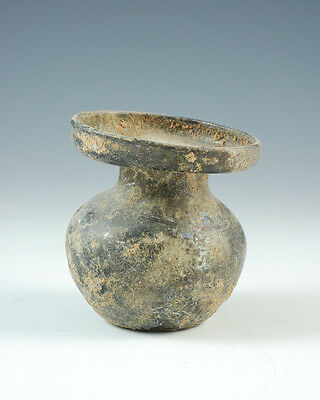Roman Glass Jar