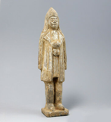 Northern Wei pottery soldier.