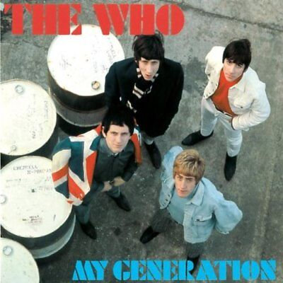 Who My Generation 2 Disc Cd Deluxe Edition Pop Rock 2012 New